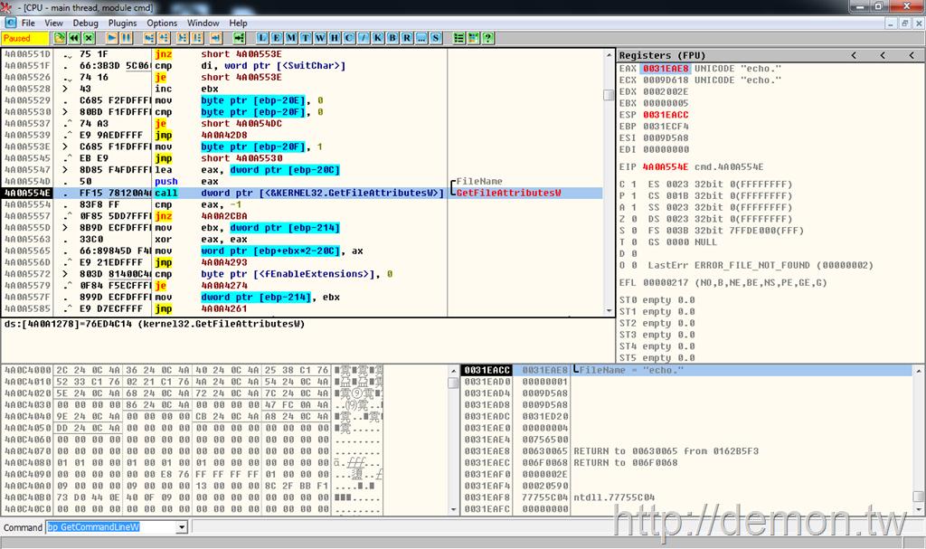 批处理技术内幕:echo命令介绍